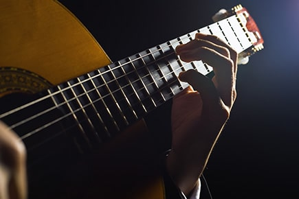 Advanced Classical Guitar Lessons